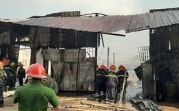 Cháy nhà tại Cần Thơ, 4 người nhảy sông thoát nạn