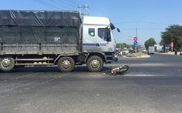 Thanh niên ở Bình Thuận trộm trái cây, trên đường bỏ chạy bị xe tải tông nhập viện