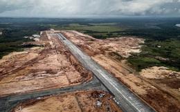 """""""Vết sẹo"""" ngang rừng và dự án bí ẩn của TQ: Mỹ nghi ngờ, Campuchia đáp trả """"đừng bịa đặt"""""""