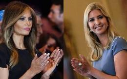 Melania Trump và Ivanka: Nhẫn đính hôn của ai đáng giá hơn?
