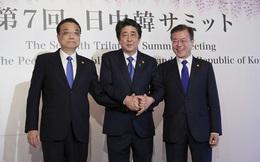 Thượng đỉnh Nhật-Trung-Hàn: Cái bắt tay đa phương gỡ rối khu vực?