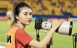 Nữ phóng viên thể thao xinh đẹp: Còn độc thân, không ngại yêu cầu thủ