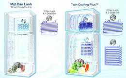 Cùng chức năng làm lạnh, tủ lạnh 2 dàn lạnh độc lập có ưu điểm gì so với tủ lạnh thường?