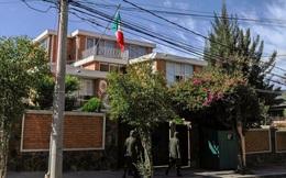 """Tình báo Bolivia bị tố giám sát """"thái quá"""" Đại sứ quán Mexico"""
