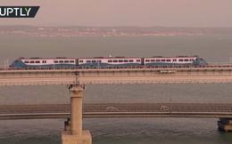 EU phản đối Nga khánh thành cầu đường sắt kết nối Bán đảo Crimea