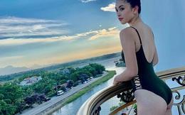 Hoa hậu Trần Tiểu Vy bất ngờ khoe ảnh bikini đầy nóng bỏng