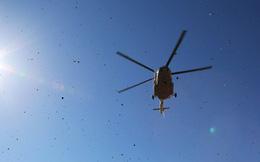 """NÓNG: Trực thăng Mi-8 """"gãy cánh"""" trong bão tuyết ở miền Trung nước Nga, 3 người lâm nạn"""