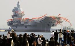 Đài Loan: Trung Quốc sẽ tấn công Đài Loan bằng bốn nhóm tác chiến tàu sân bay vào năm 2030