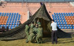 [ẢNH] Hội trường sức chứa 8.000 người cho phiên xử vụ nữ sinh giao gà ở Điện Biên