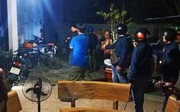 Bắt khẩn cấp 3 thanh niên cướp tài sản, cố thủ trong nhà, dùng bình gas, mã tấu chống công an ở Đồng Nai