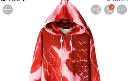 'Sốt' thời trang thịt lợn bán đầy rẫy trên mạng