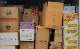 Liên tiếp bắt hàng lậu dịp cận Tết ở Đà Nẵng