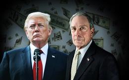 """Tranh cử kiểu tỷ phú: Ông Bloomberg quyết đại chiến với TT Trump bằng """"túi tiền không đáy"""""""