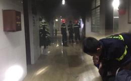 Vụ nam bệnh nhân đốt bệnh viện ở Nghệ An: Đối tượng lột quần áo nữ y tá đòi hiếp dâm