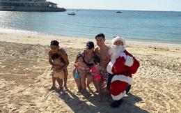 Cách đón Giáng sinh trái ngược nhau của Messi và Ronaldo