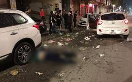 Đẩy xe rác trong đêm, một nữ lao công bị xe ô tô đâm tử vong