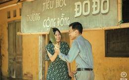 """Bộ ảnh cưới """"cover"""" phim Mắt biếc khiến dân mạng rần rần chia sẻ: Viết lại cái kết có hậu"""
