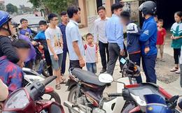 2 nam sinh phóng xe đi cướp bị vây bắt tại trận trên đường