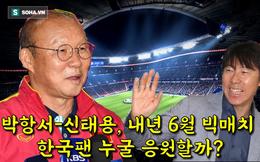 """Tân HLV Indonesia """"tuyên chiến"""" HLV Park Hang-seo khi trả lời phỏng vấn báo Hàn Quốc"""