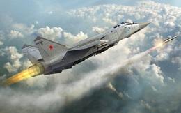 """Khẳng định chỉ """"3 chiếc MiG-31 có khả năng bảo vệ toàn bộ Israel"""", Nga tiến bước trở thành """"ông vua vũ khí"""" Trung Đông"""