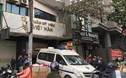 Người đàn ông tử vong ở thẩm mỹ viện tại Hà Nội là Phó Trưởng Công an TP Phúc Yên