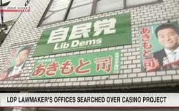 Nghị sĩ Nhật bị bắt từng sử dụng máy bay riêng của công ty Trung Quốc