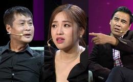 """Bị Quyền Linh, Lê Hoàng """"chất vấn"""" chuyện bán hàng online, Puka căng thẳng, lúng túng"""