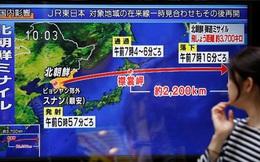 Truyền hình Nhật đưa tin nhầm Triều Tiên phóng tên lửa làm 'quà Giáng sinh'