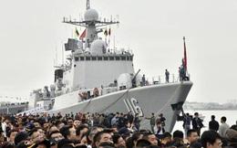 Đằng sau cuộc tập trận hải quân chung Iran-Nga-Trung Quốc