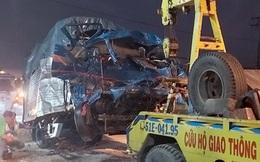 Tai nạn liên hoàn trên Quốc lộ 1A, 4 người thương vong