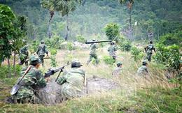 Chiến trường K: Trinh sát Polpot bất ngờ mò vào chỉ huy sở - Tử chiến nghẹt thở bằng súng ngắn