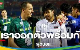 """Thủ môn từng """"chơi xấu"""" với U22 Việt Nam dính chấn thương, HLV Thái Lan triệu gấp 2 viện binh"""