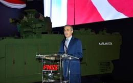 Quân đội Thổ Nhĩ Kỳ nhận phương tiện chống tăng nội địa