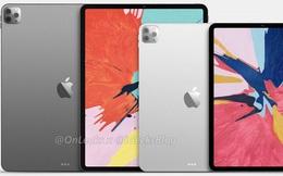 iPad Pro 2020 lộ diện với cụm 3 camera như iPhone 11 Pro