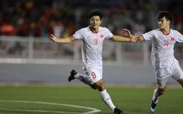 [Kết thúc] U22 Việt Nam 1-0 U22 Singapore: Hà Đức Chinh đánh đầu tung lưới Singapore