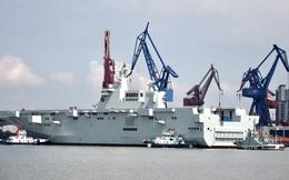 """Bị TQ vượt, Nga """"nóng mặt"""" ra lệnh khẩn: Đóng tàu đổ bộ trực thăng Priboy """"luôn và ngay"""""""