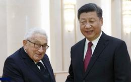 Bế tắc đối phó TT Trump, Trung Quốc 3 lần cất công nhờ cậy cựu Ngoại trưởng Mỹ Kissinger