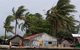 Siêu bão Kammuri tấn công nước chủ nhà SEA Games, 1 người thiệt mạng
