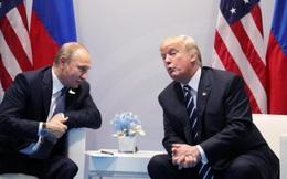 Ông Putin cảm ơn ông Trump vì thông tin giúp phá âm mưu khủng bố