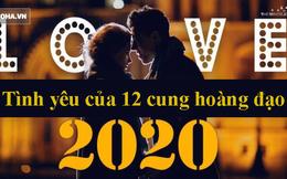 """Dự đoán tình yêu của 12 cung hoàng đạo trong 2020: Cự Giải gặp sóng gió vì """"tiểu tam"""""""