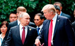 Báo Mỹ ca ngợi thành tựu của Putin trong 20 năm nắm quyền