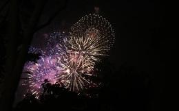 Bắn pháo hoa dịp Tết Dương lịch 2020, TP.HCM không sử dụng ngân sách