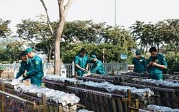 Ảnh: Cận cảnh trận địa pháo hoa trước thời khắc đón chào năm mới 2020 tại Sài Gòn