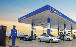 Giá xăng dầu bật tăng vào ngày cuối năm