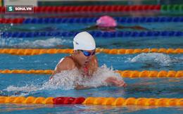 Vừa xuất trận, Ánh Viên lập tức vào chung kết 2 nội dung bơi