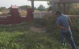 Vụ bộ xương người bị đốt trong nghĩa địa ở Sài Gòn: Nạn nhân tử vong 2 tháng trước, nghi bị sát hại phi tang