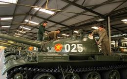 Chủ động bảo đảm kỹ thuật, cải tiến và hiện đại hóa xe tăng, thiết giáp