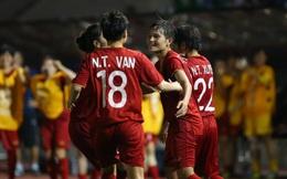 TƯỜNG THUẬT SEA Games ngày 5/12: Nữ Việt Nam & Thái Lan đều đang dẫn trước 1-0