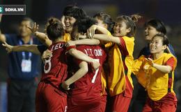 """ĐT nữ Việt Nam đoạt vé đi tiếp, CĐV Đông Nam Á tấm tắc: """"Không xem cũng đoán được kết quả"""""""