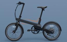 Xiaomi ra mắt xe đạp điện trợ lực sang chảnh, giá chỉ 425 USD